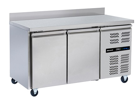 BLIZZARD FREEZER COUNTER HBC2